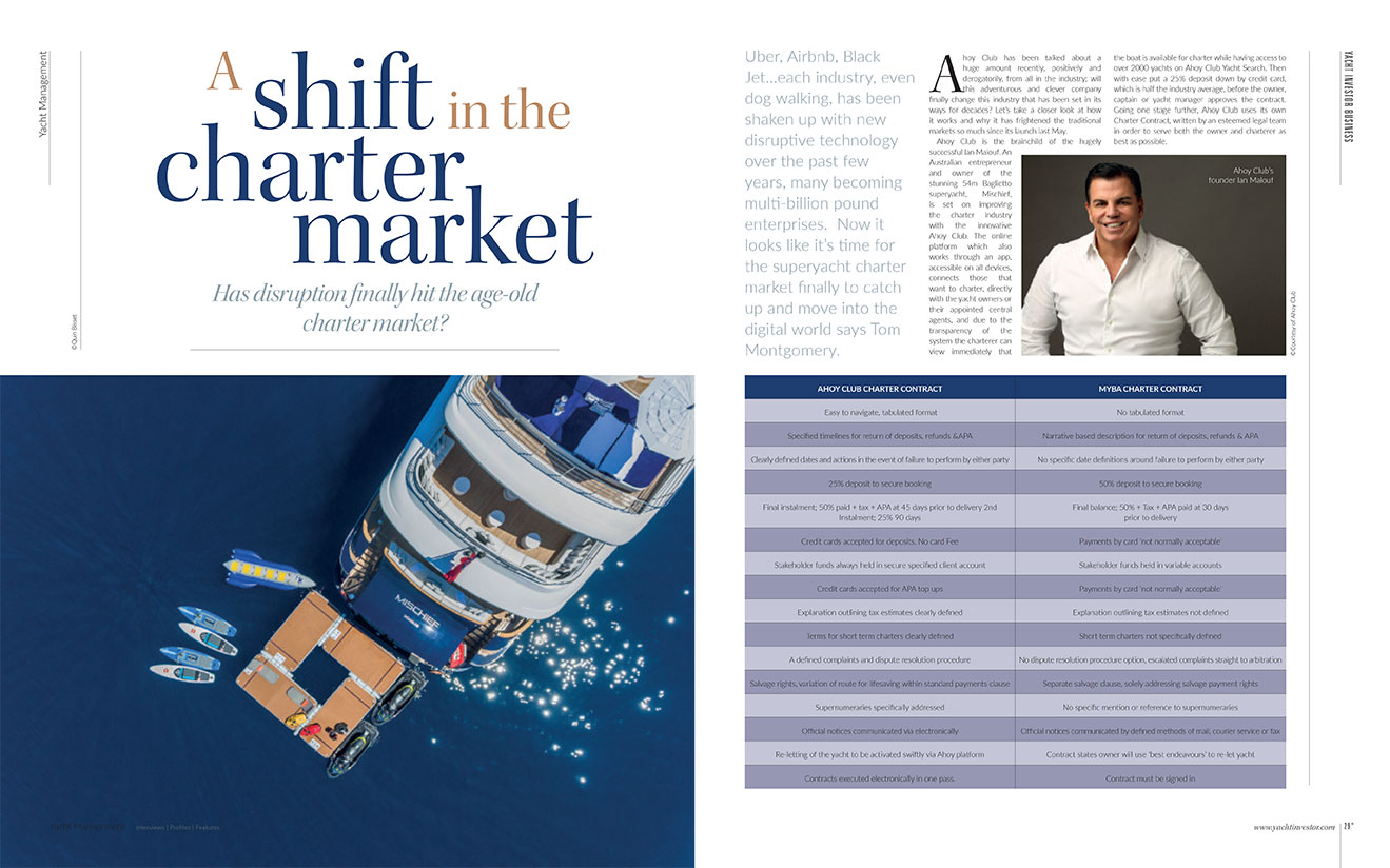 Yacht Investor Page 1
